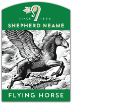 The Flying Horse Smarden Logo